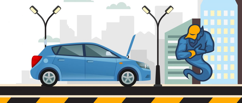 Roadside Car Emergency Services Online in Karachi, Pakistan